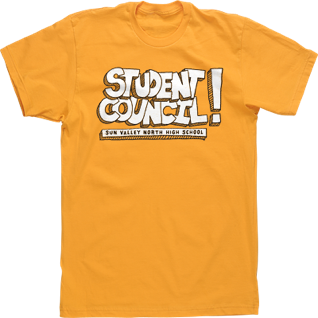 Image Market: Student Council T Shirts, Senior Custom T ...