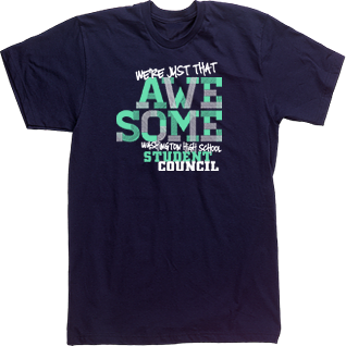 Beau Image Market: Student Council T Shirts, Senior Custom T Shirts, High ...