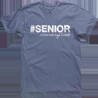 The gallery for high school senior t shirt designs for Custom high school shirts