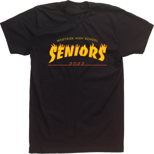 5c7fafff Image Market: Student Council T Shirts, Senior Custom T-Shirts, High ...