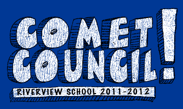 t shirt design riverview student council